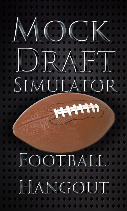 Mock Draft Simulator Splash